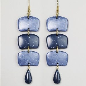 Jewelmint Pebble Earrings